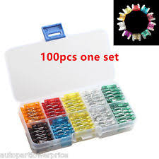 mitsubishi lancer fuses fuse boxes 100pcs autos car blade type fuse assortment fuse box 5 7 5 10 15