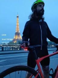 LUCIA | <b>Smart Bike Tail light</b>