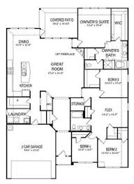 Pulte Homes   Gallery I love this floorplan  The way interior and    Floor Plan   Cranbrook   New Home in West Fork Ranch   Pulte Homes
