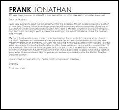 Best Junior Graphic Designer Cover Letter    On Cover Letter     Guamreview Com