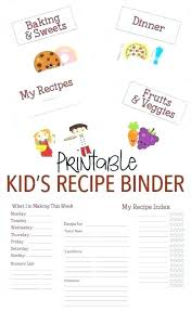 Publisher Cookbook Template Kids Cookbook Template Plus Beautiful Best Organization How