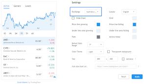Live Forex Chart Widget Data From The Asx Australian Securities Exchange Now