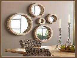 some living room wall decor mirrors