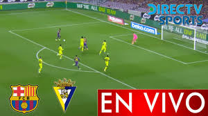 BARCELONA vs CADIZ EN VIVO HOY - LA LIGA SANTANDER 2021 - Donde ver  Barcelona vs Cadiz en vivo - YouTube