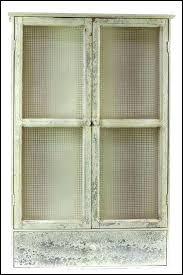 mesh cabinet doors wire storage speaker door kitchen