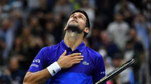 US Open 2021: Novak Djokovic shifts up ...