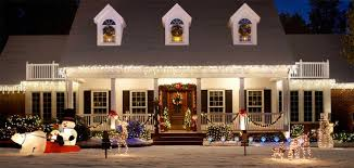 exterior decorations. christmas decor without just lights with exterior decorations a