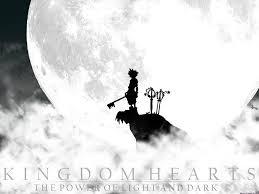Kingdom Of Darkness To Kingdom Of Light The Power Of Light And Dark Kingdom Hearts Wallpaper
