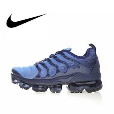 Nike Air Vapormax Plus TM <b>Men's Breathable</b> Running Shoes Sport ...