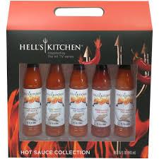 Gift Kitchen Hells Kitchen Hotsauce 15 Oz Walmartcom