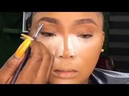 melanin makeup tutorial compilation