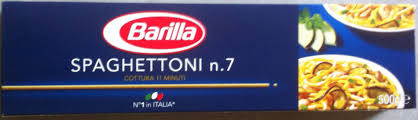 spaghettoni n barilla g spaghettoni n 7 barilla product