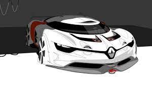 Car Drawing Wallpapers - Top Free Car ...