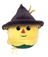 hallmark home gifts wizard of oz scarecrow stuffed plush hanging ornament walmart