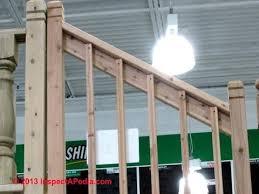 wood deck stair railing wood deck stair railing designs