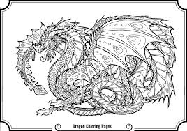 Small Picture Homely Design Real Dragon Coloring Pages Real Dragon Coloring