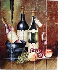 Tile Murals For Kitchen Mexican Tile Lomeli Ceramic Tile Murals Tile Murals For