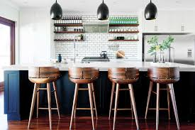 12 best ing bar stools to elevate your kitchen home beautiful australia