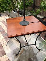 coffee table solid wood cast iron legs household in north lauderdale fl offerup