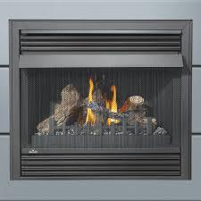 napoleon grandville 36 inch built in vent free natural gas fireplace w millivolt