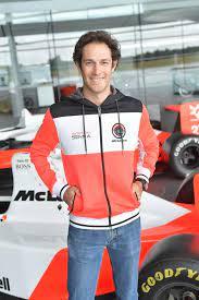 Ayrton Senna Shop launches new collection of items at McLaren headquarters  with Bruno Senna - Ayrton Senna