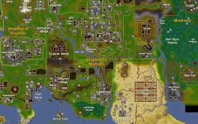 runescape old school map throughout  roundtripticketme
