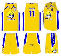 Logo Design Basketball Jersey Basketball Uniform And Logo Designs By Romenick Tester At