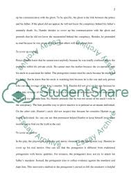 hamlet hamlets madness research paper example topics and well  hamlet hamlets madness essay example