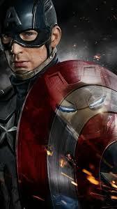 captain america endgame hd wallpaper