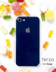<b>Пленка защитная 3MK</b> iPhone 7 Ferya Night Blue matte - цена на ...