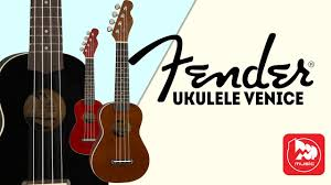 <b>Укулеле FENDER</b> UKULELE <b>VENICE</b> - YouTube
