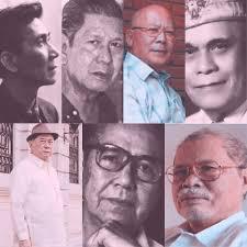 Filipino National Artist In Literature Posts Facebook