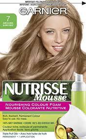 Garnier Nutrisse Nourishing Color Foam Dark Blonde