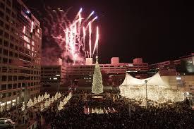 Kansas City Mayor S Christmas Tree Lighting Ceremony Mayors Christmas Tree Lighting Ceremony Crown Center Kc