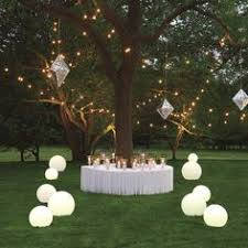 outside wedding lighting ideas. diy lighting ideas for modern outdoor wedding ceremony whatcha outside