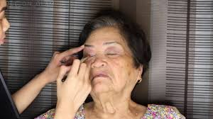 i do my grandma s makeup how to apply makeup for aging skin makeup how to videos