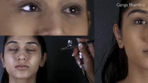 what is airbrush make up by ganga bhambra professional make up artist