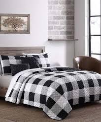 buffalo plaid quilt king quilt sets