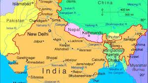 nepal the daily star Nepal India Map bhutan asks bangladesh to limit buses, trucks to border nepal india border map