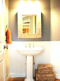 cool powder rooms modern room ideas wallpaper bathroom with chinoiserie