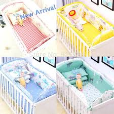 baby crib sets new baby crib pers bedding cartoon baby bedding sets bed around cot sheets
