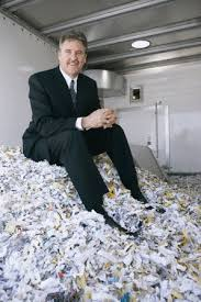 Image result for Shredding paper gif