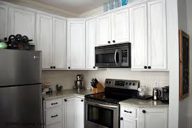 painted white cabinetsGlancing Painting Oak Kitchen Cabinets Chalk Paint Kitchen