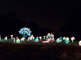 Lights Before Christmas Saluda Shoals Retired And Lovin It Visiting Rving Friends And Meeting