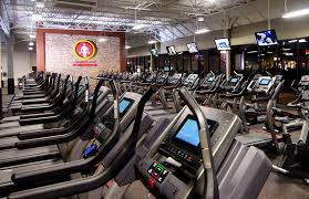 gold s gym express norman