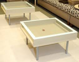 ikea glass coffee table with drawer is this lovely recycled wood iron and pine shape ensures