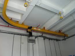 Monorail Crane Beam Design Monorail Retractable Crane System Interlift