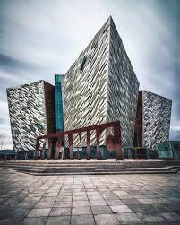 Titanic Museum in Belfast Northern Ireland | Titanic museum, Belfast  northern ireland, Titanic