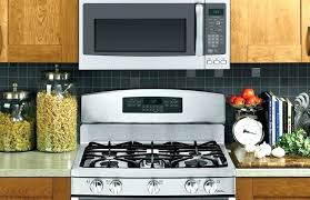 over the stove microwave. Best Over The Stove Microwave Range Oven Combo