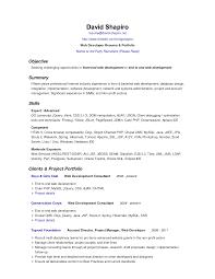 Sample Medical Resume Objective Najmlaemah Com